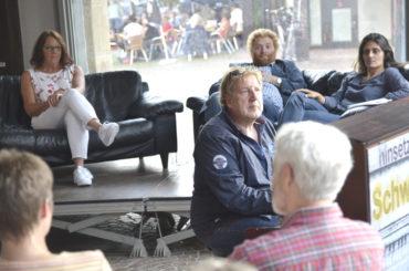 """""""Menschen bewegen Schwerte"""": Guter Auftakt mit Theo Spanke und Lars Blömer"""