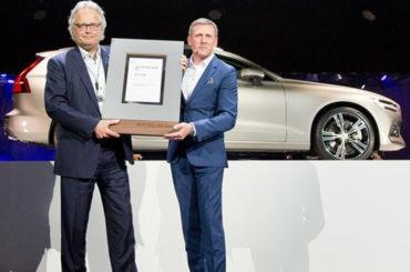 Hohe Auszeichnung: Volvo Excellence Award geht an Automobile Pütter
