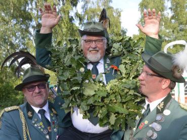Schützenfest in Wandhofen: Erst K.R.A.S.S., dann Krönung