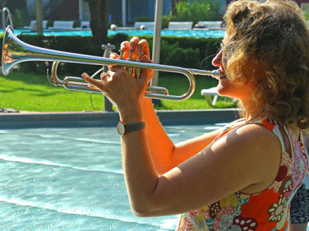 Schlechte Wetterprognosen: Wassermusik um Elsebad um eine Woche verschoben