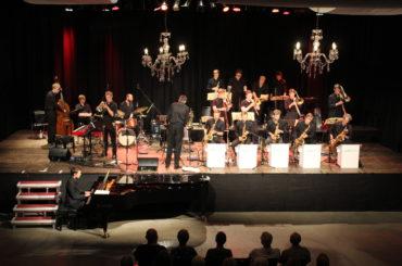 Jazz-Feuerwerk beim Sommerkonzert