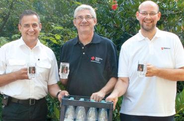 Hitzwelle: Trinken hilft – sagen Malteser, Feuerwehr und Rotes Kreuz