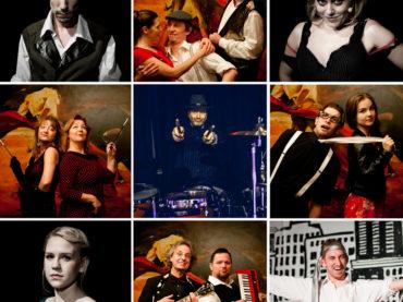 Wenn Mackie Messer Liebeskummer hat: Theater am Fluss feiert Geburtstag
