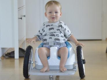 Anton: Zwei Jahre jung, aufgeweckt und voller Lebensfreude – aber unheilbar krank