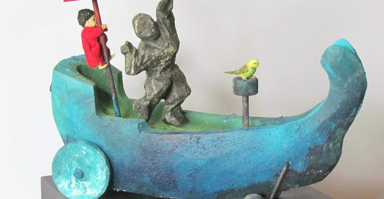 Sommerausstellung: Beuys Schüler in der WerkstattGalerie JAVANA