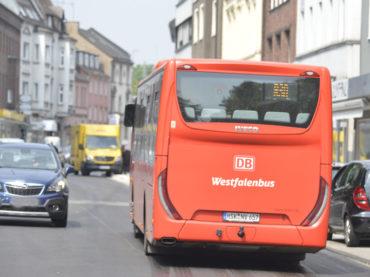 Bahnhofstraße ist wieder für den Verkehr geöffnet
