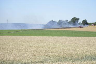 100 Feuerwehrleute im Einsatz: Riesige Rauchsäule bis Schwerte sichtbar