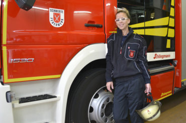 Mehr Frauen zur Feuerwehr: Anja Mohri und die neue Strategie in Schwerte