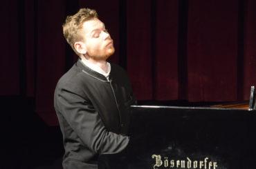 Andrey Gugnin und seine leidenschaftliche Sternstunde am Bösendorfer