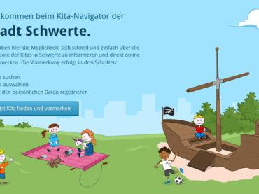 Kita-Plätze 2019: Schon jetzt sind Vormerkungen mit dem Kita-Navigator möglich