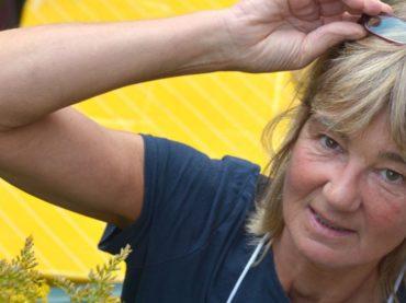 Martina Schulte zeigte sich mit Platz sieben zufrieden