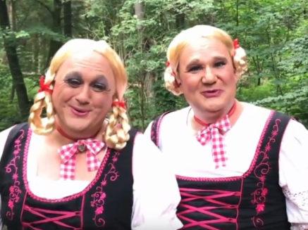 Wenn der Wildbach rauscht: Im Elsebad geht's rund mit der Operettenbühne