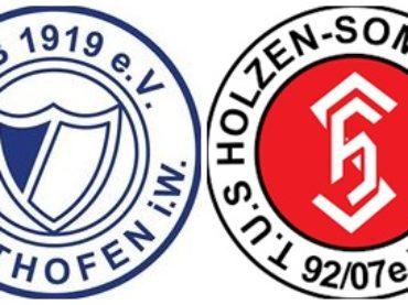 Starke Konkurrenz für Holzen und Westhofen in der Kreisliga A