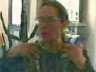 Polizei sucht Diebin mit Lichtbild