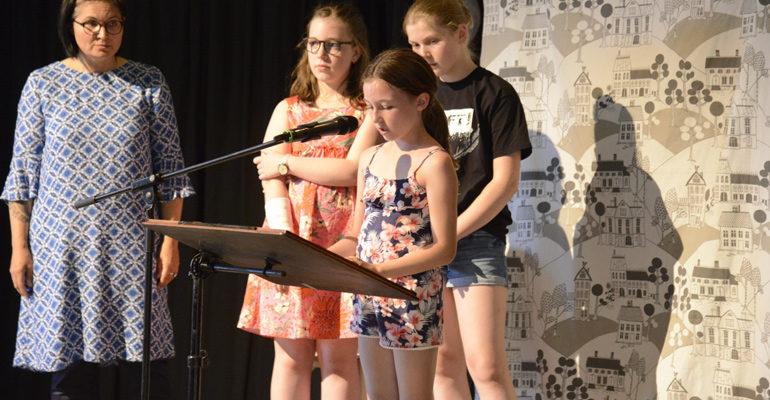Ruhrstadtkinder: Törtchen, Temperamente, viel Genuss