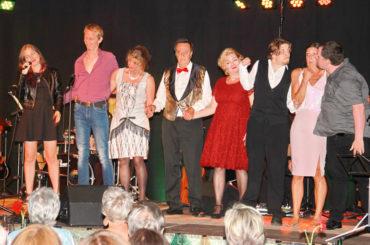 Theater am Fluss: Eine rauschende 10-Jahres-Feier