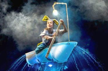 """Topact Titanick: Welttheater erlebt """"Alice on the run"""" auf dem Rohrmeisterei-Plateau"""