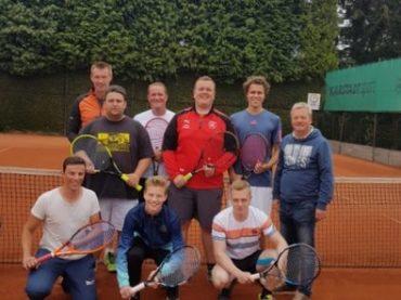 TSG-Herren steigen in die Bezirksliga auf