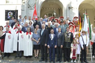 Freundschaft wird von unten gebaut: Der ungarische Tag in Schwerte