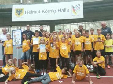 Westfalen YoungStars: Ergster Grundschule im Schwimmen nicht zu schlagen