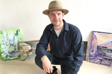 """""""Image Hunter"""": Matvey Slavin stellt in der Katholischen Akademie aus"""