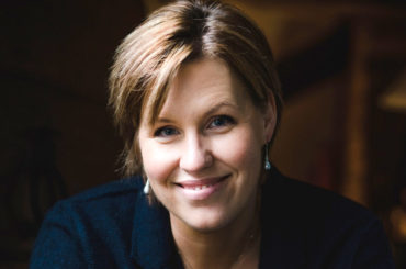 Nicole Staudinger – die Stehaufqueen kommt in die Rohrmeisterei