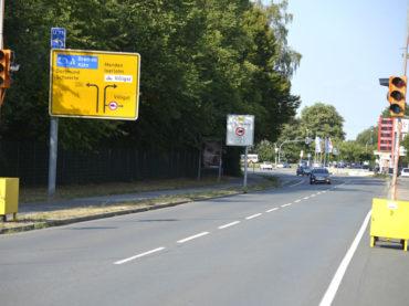 Weitere Baustelle auf der B236 in Villigst: Zweispurigkeit bleibt gewährleistet