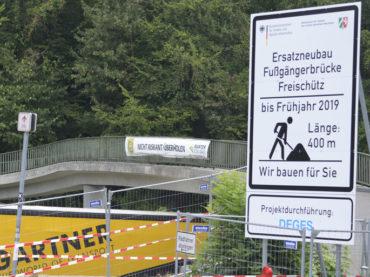 Fußgängerbrücke: CDU-Fraktionschef Kordt will das Thema versachlichen
