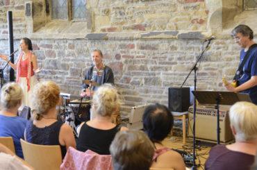 Misslungene Ouvertüre für das Sommerkonzert-Finale mit Georg Nebel