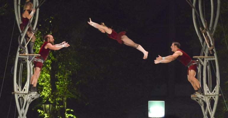 Blaumeiers Ouvertüre folgte schönes Straßenfestival in der Theaterhauptstadt Schwerte