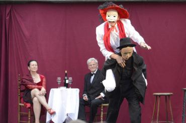 Shakespearetango – der groteske Tanz der Leidenschaft