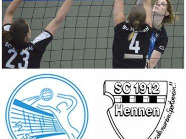 Volleyball: Das Derby steigt schon am 2. Spieltag
