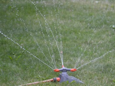 Garten bewässern und Abwassergebühren sparen – das ist auch in Schwerte möglich