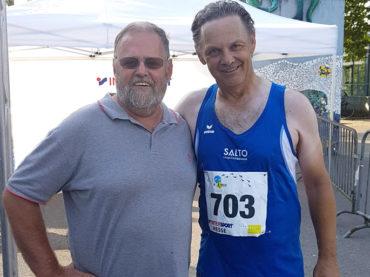 Er kann es nicht lassen: 90. Marathon für Stefan Weigelt