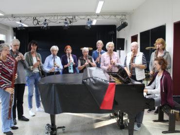 """Konzert zum 30-Jährigen von """"Wood and More"""""""