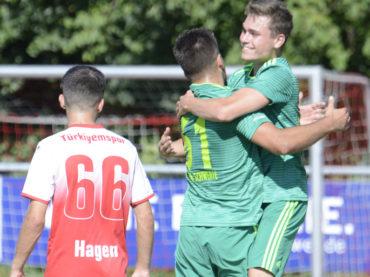 ETuS landet den ersten Saisonsieg: 3:2 gegen Türkiyemspor