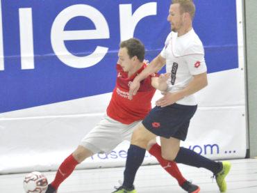 Futsal im Tabellenkeller: Holzpfosten verlieren in Wuppertal