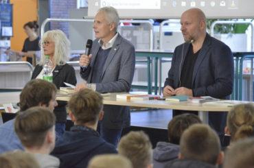 Der Rechtsruck in Deutschland: Olaf Sundermeyer referierte in der Schule ohne Rassismus