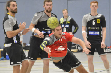 HSG verliert gegen Hagen nach Leistungseinbruch in der Offensive