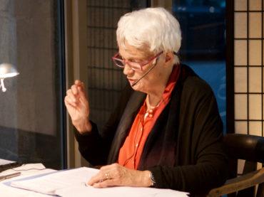 Sigrid Baumann Senn und ihr Kopfkino der Extraklasse