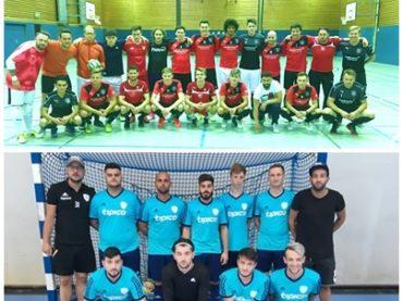 Futsal: Jetzt zu Zweit in einer Klasse