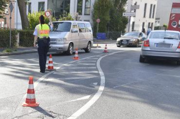 sicher.mobil.leben – Ablenkung im Blick: Die Polizei kontrollierte