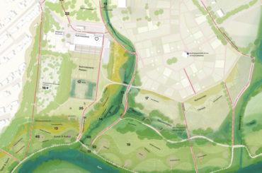 Zwischen Stadt und Fluss: Rahmenplan wertet Verbindungen in Schwerte auf
