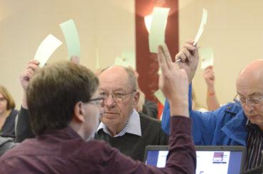 Deutliche Kritik an CDU, Grünen und FDP – SPD möchte 2020 stärkste Fraktion werden