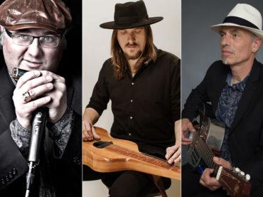 Rohrmeisterei unplugged mit Bad Temper Joe und Greyhound George