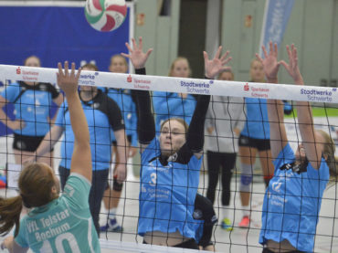 VVS-Oberliga-Volleyballerinnen gelingt glänzender Saisonstart