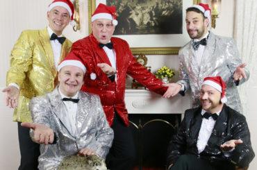 Am Kamin gibt's ein Plätzchen: Weihnachtliche Operettenbühne in der Rohrmeisterei