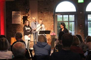 Ruhrstadtkinder im Herbst: Stimmungsvolle Lesung in der Rohrmeisterei