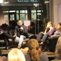 Menschen bewegen: Humorvolle Gesprächsrunde mit Sara Buschulte und Gunther Gerke
