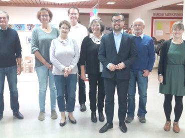 SPD besucht die Zappelkiste